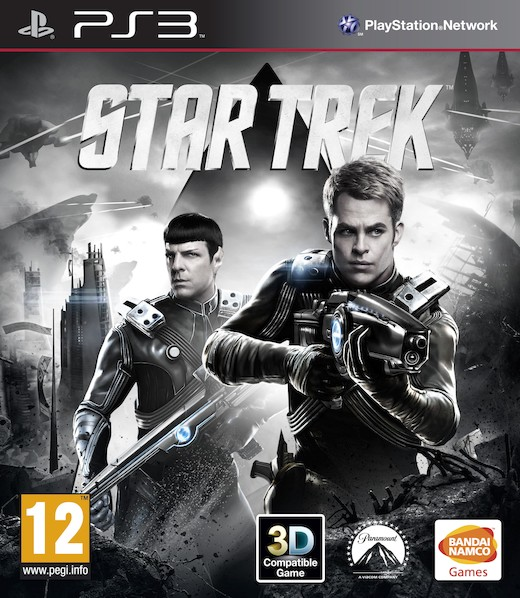STAR TREK THE VIDEOGAME - PS3