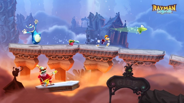 Rayman Legends pro PlayStation 3