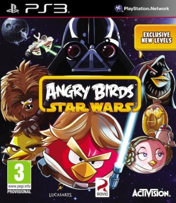 ANGRY BIRDS: STAR WARS - PS3 MOVE