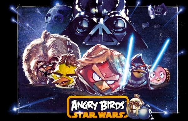 detail Angry Birds: Star Wars - PS3