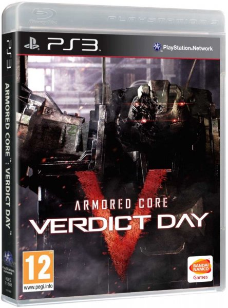 detail Armored Core: Verdict Day - PS3