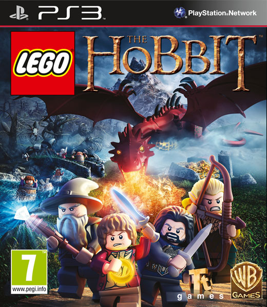 LEGO THE HOBBIT - PS3