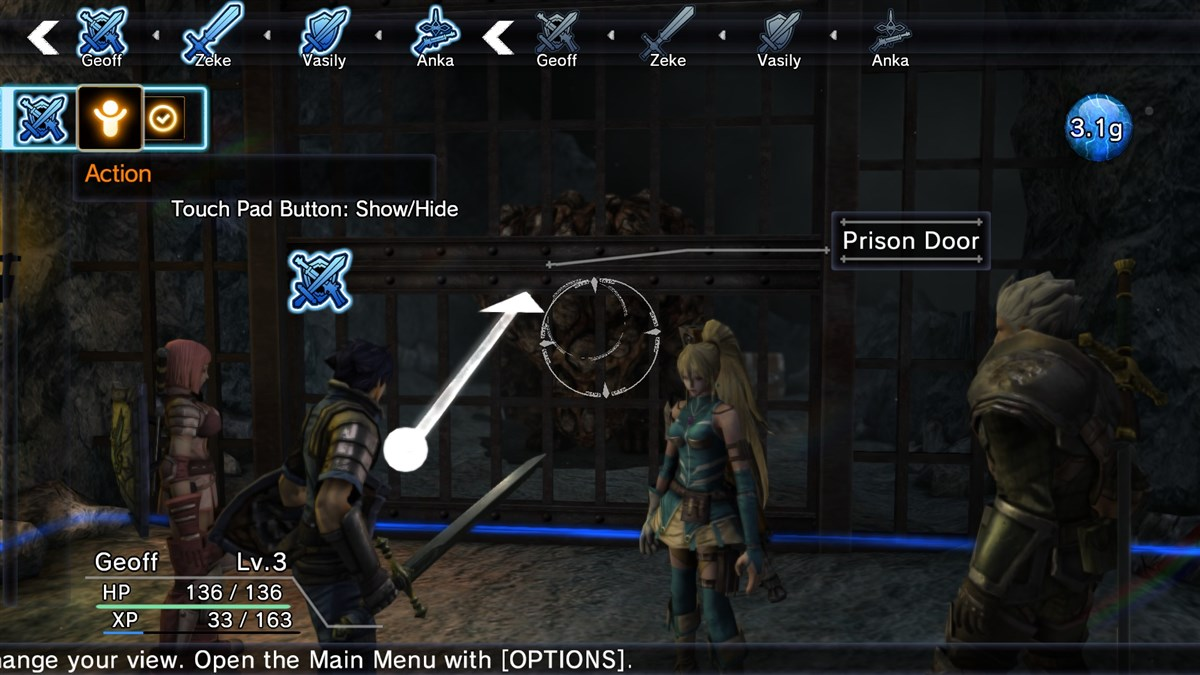 NAtURAL DOCtRINE pro PlayStation 3