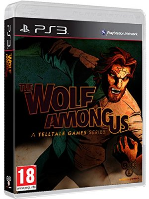 The Wolf Among Us - PS3