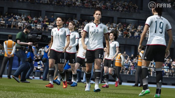 detail FIFA 16 CZ - PS3