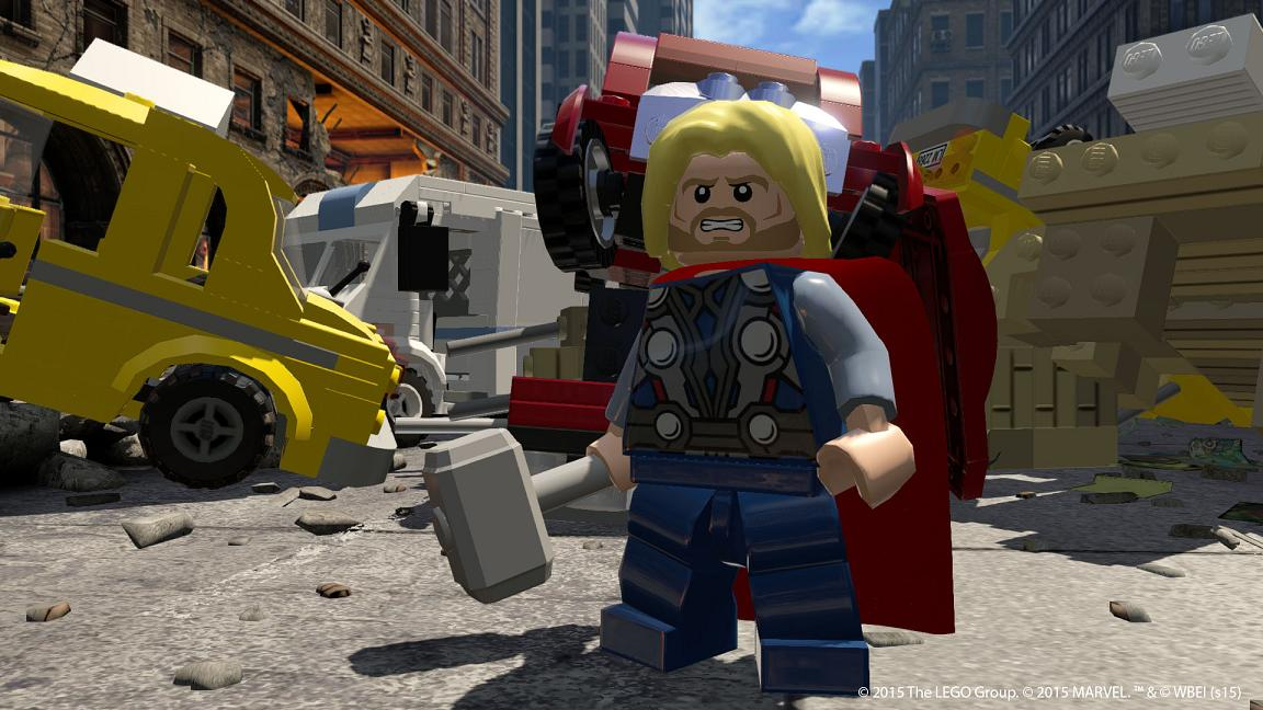 SONY PlayStation 3 - Lego Marvels Avengers
