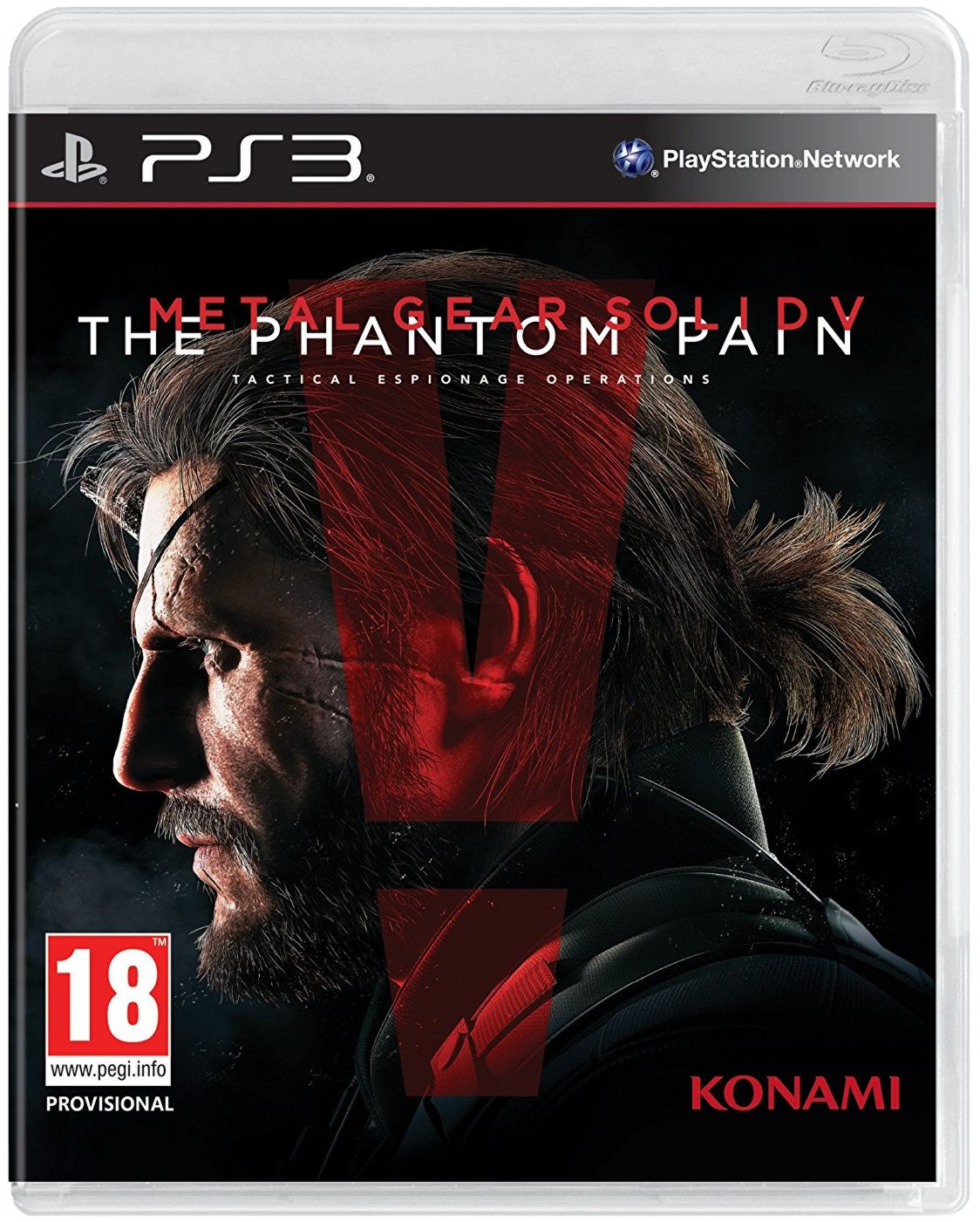 METAL GEAR SOLID V: THE PHANTOM PAIN (D1 Edition) - PS3