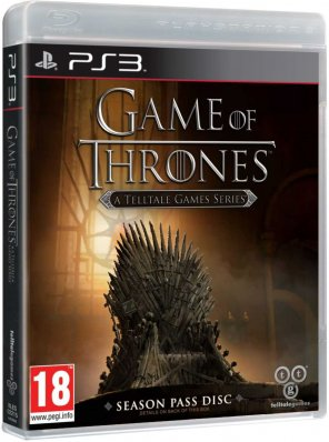 Game of Thrones: A Telltale Games Series - PS3