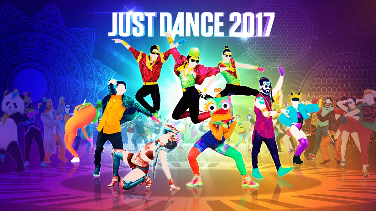 Just Dance 2017 pro PS3