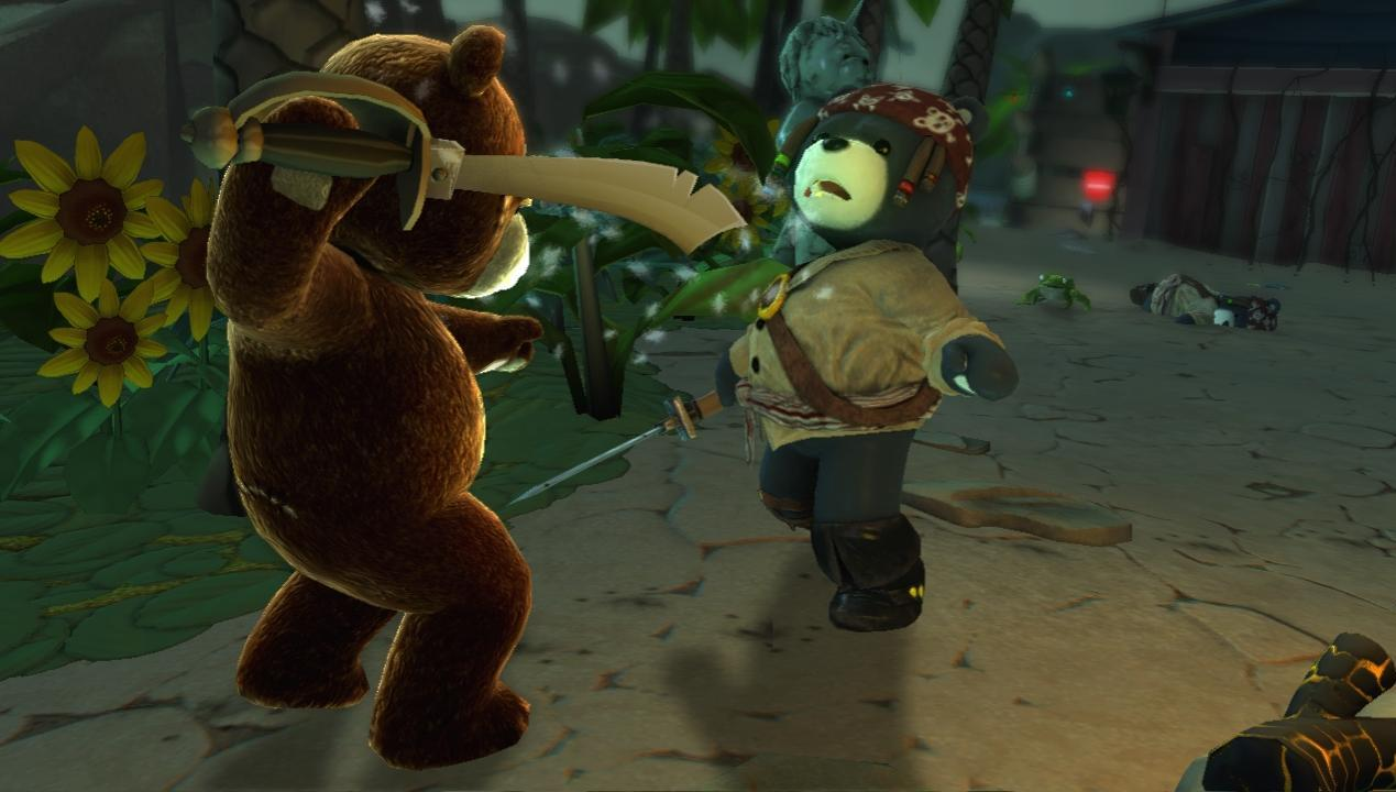 SONY PlayStation 3 - NAUGHTY BEAR - Double Trouble