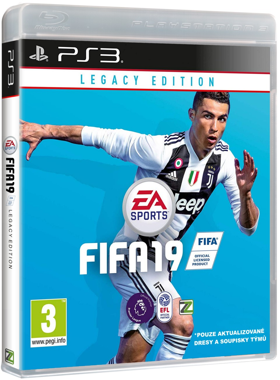 FIFA 19 (Legacy Edition) - PS3