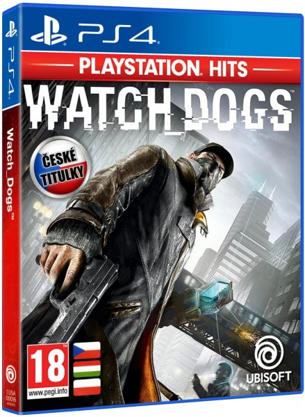 detail Watch Dogs PLAYSTATION HITS - PS4