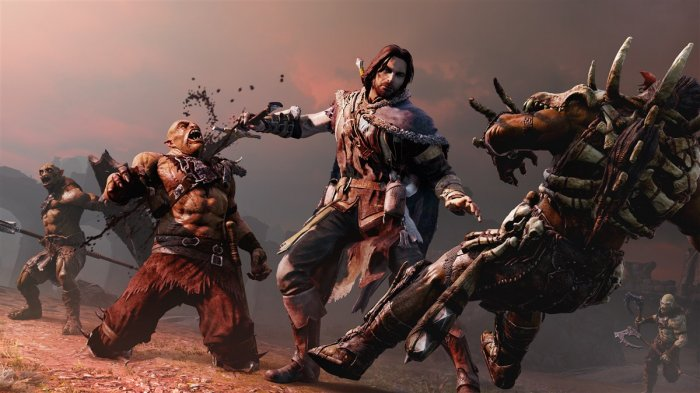 detail Middle-earth: Shadow of Mordor PLAYSTATION HITS - PS4