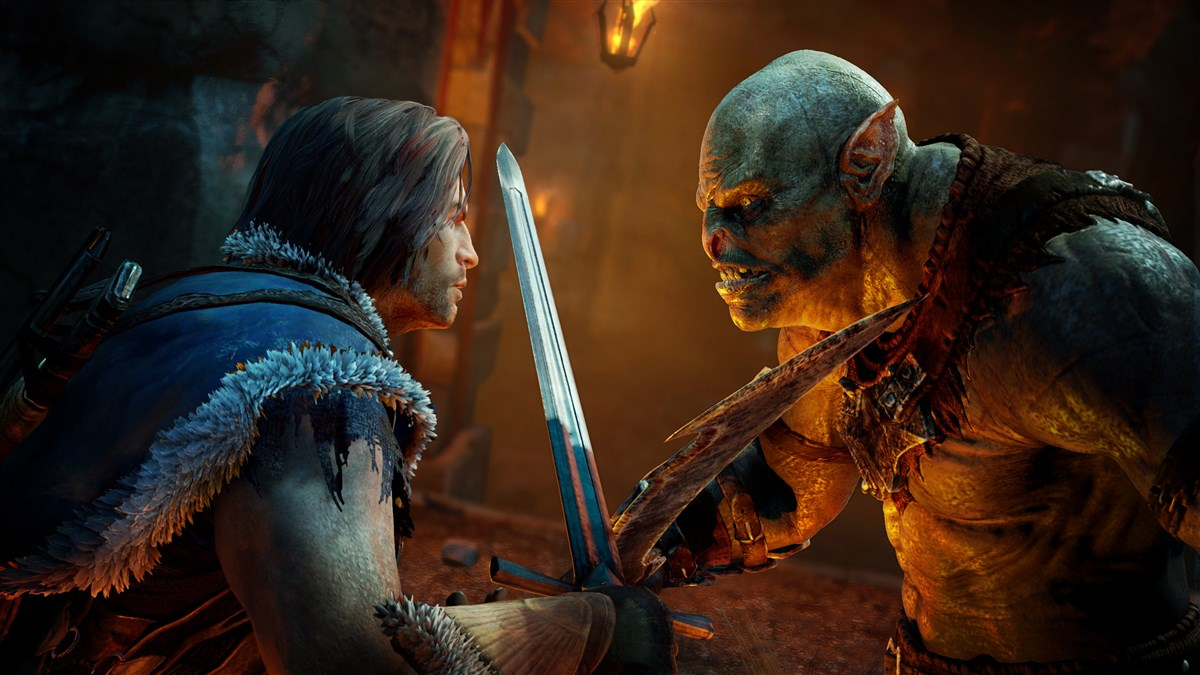 Middle-Earth: Shadow of Mordor pro PS4
