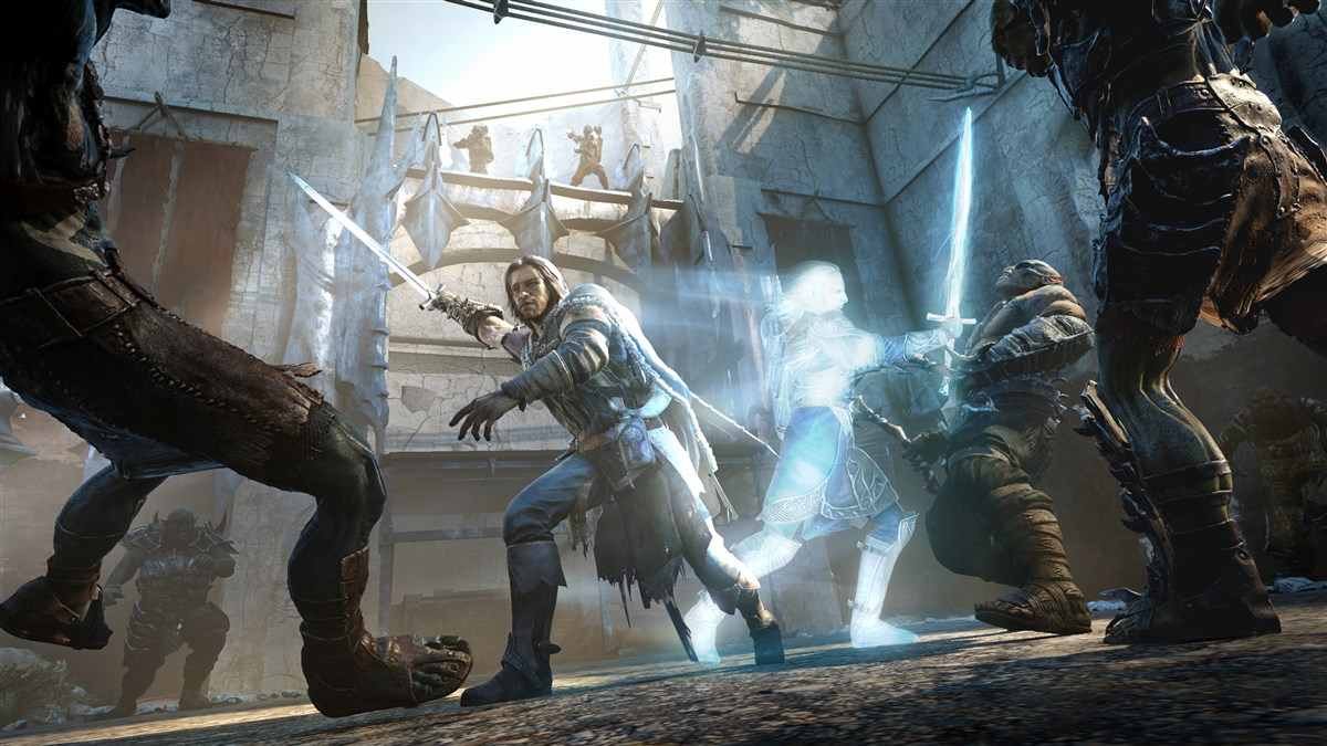 Middle-Earth: Shadow of Mordor pro Playstation 4