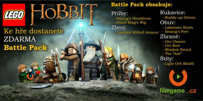 detail Lego The Hobbit - PS4