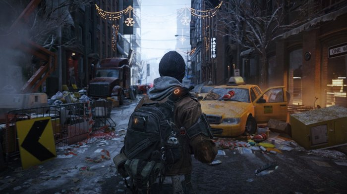 detail Tom Clancys The Division CZ - PS4