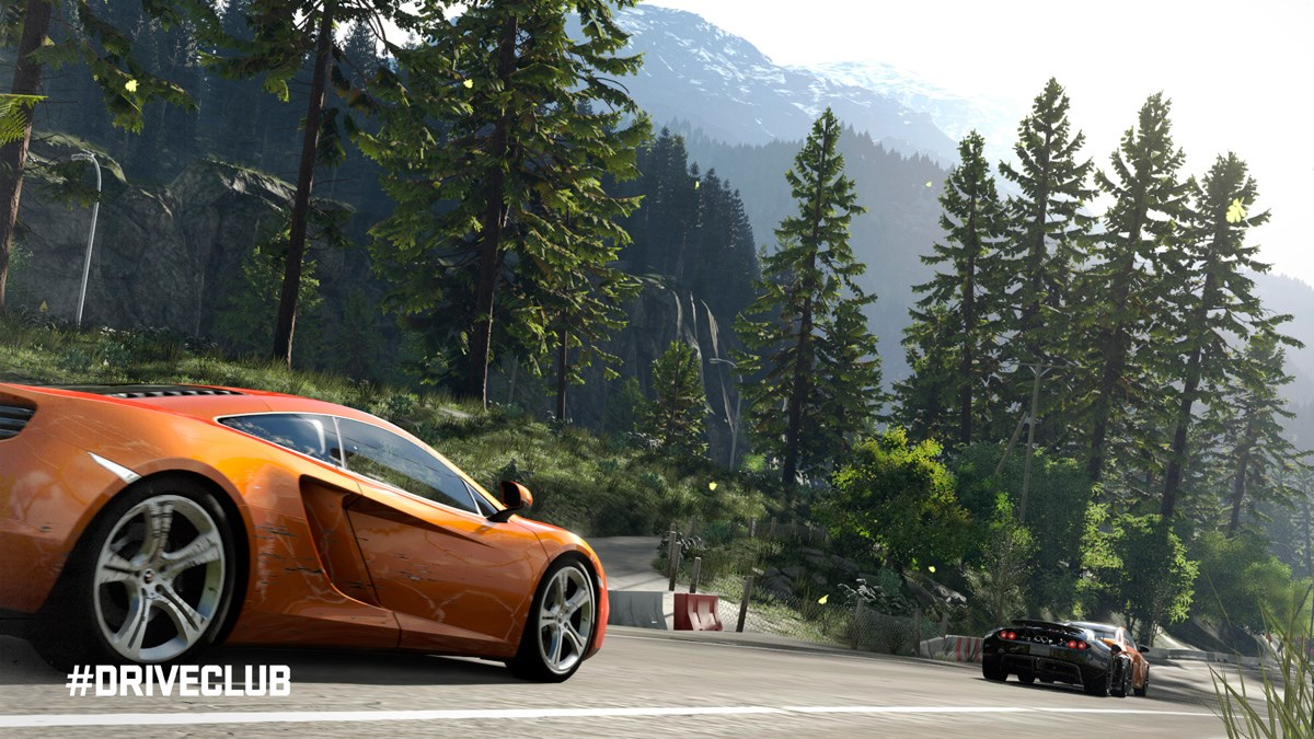 Driveclub pro PS4