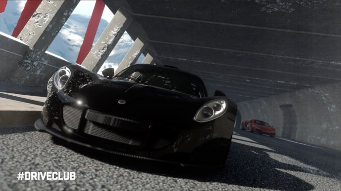 detail Driveclub - PS4