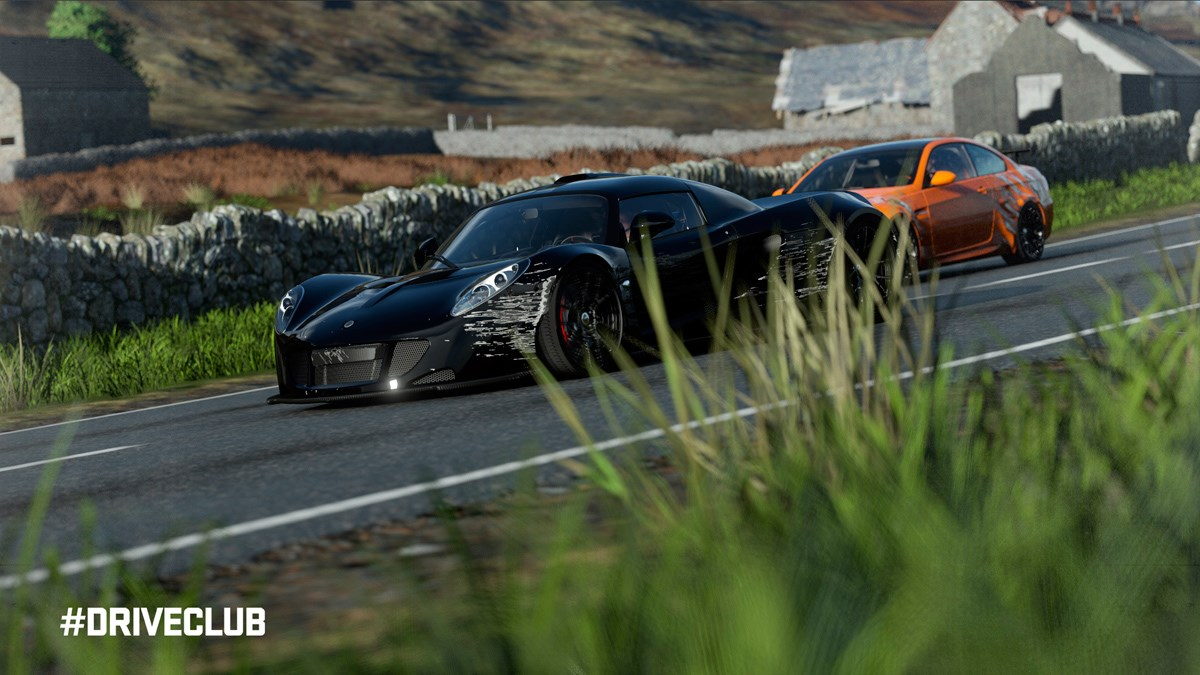Driveclub pro Playstation 4