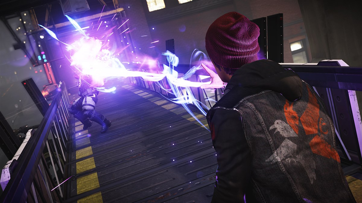 SONY PlayStation 4 - inFamous Second Son