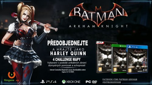 SONY PlayStation 4 - Batman: Arkham Knight
