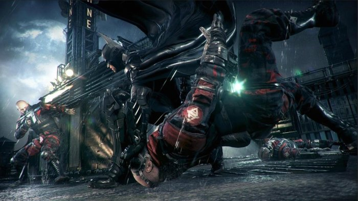 detail Batman: Arkham Knight PLAYSTATION HITS - PS4