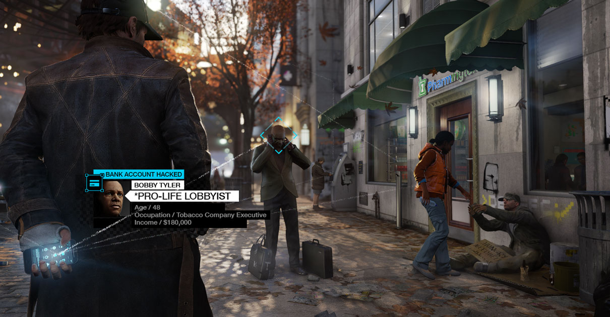 WATCH DOGS Complete Edition pro PS4