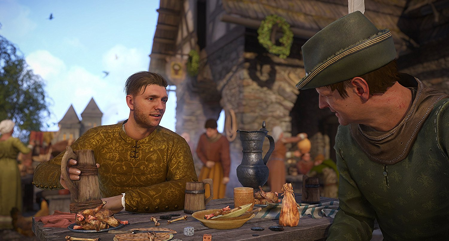 SONY PlayStation 4 - Kingdom Come: Deliverance