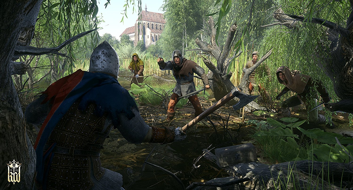Kingdom Come: Deliverance pro PS4