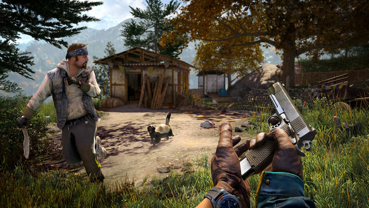 Far Cry 4 pro PS4