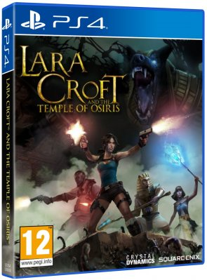 Lara Croft and the Temple of Osiris - PS4