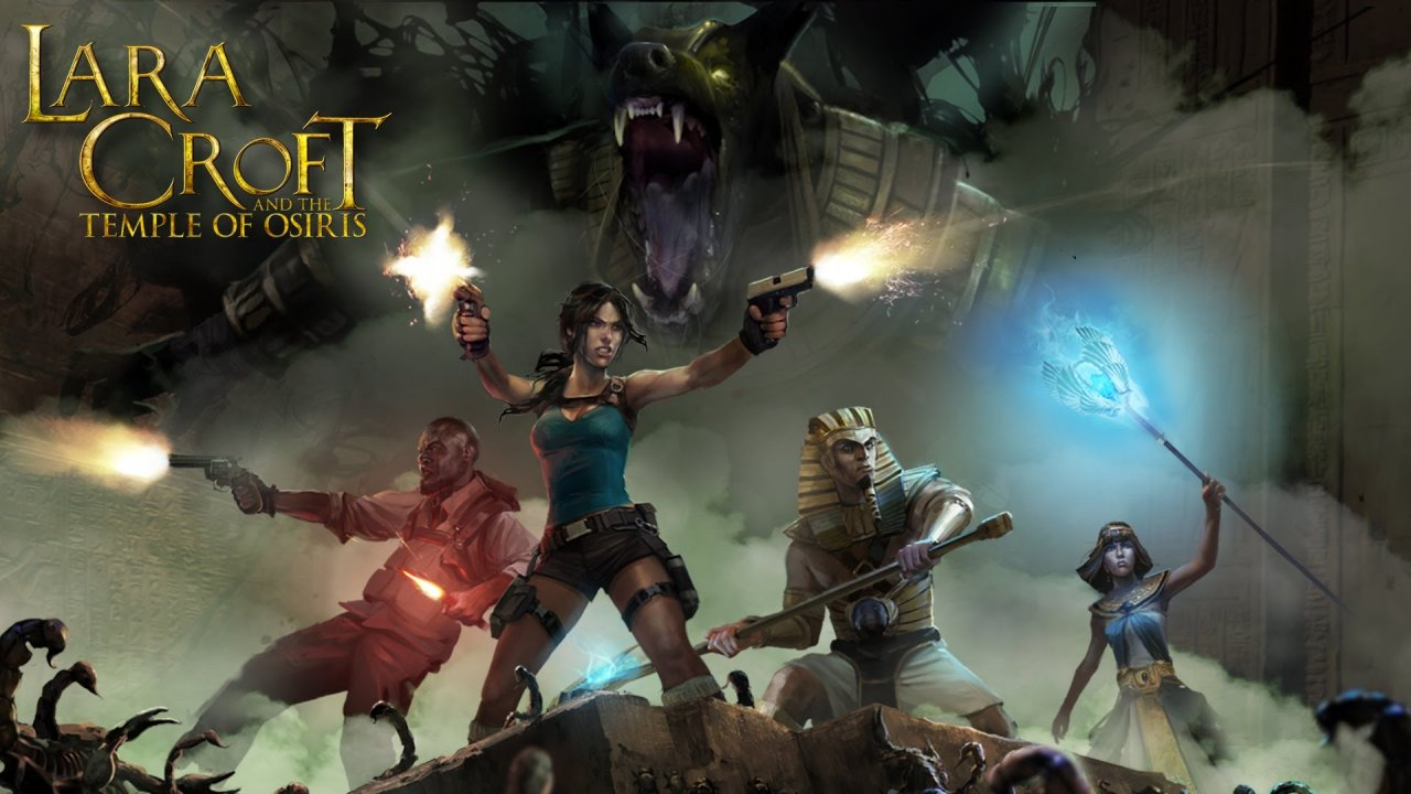 SONY PlayStation 4 - Lara Croft and the Temple of Osiris