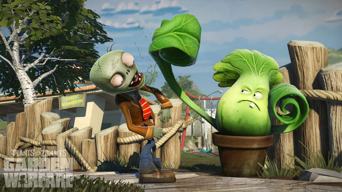 Plants vs. Zombies Garden Warfare pro Playstation 4