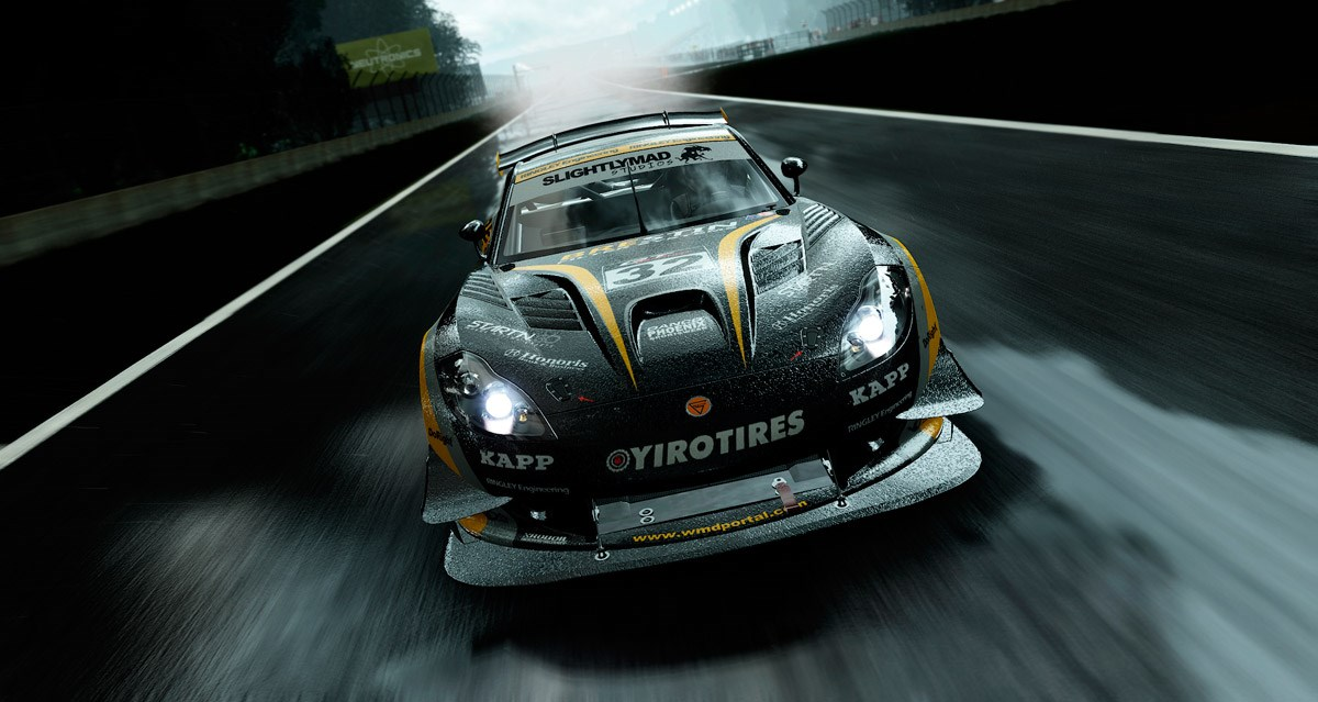 Project CARS pro PS4