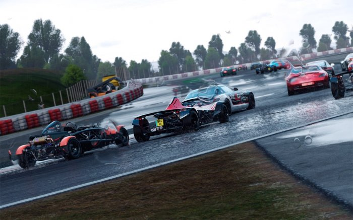 detail PROJECT CARS - PS4
