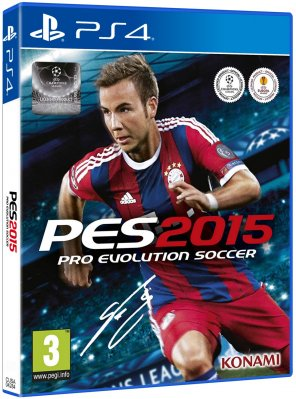 Pro Evolution Soccer 2015 - PS4