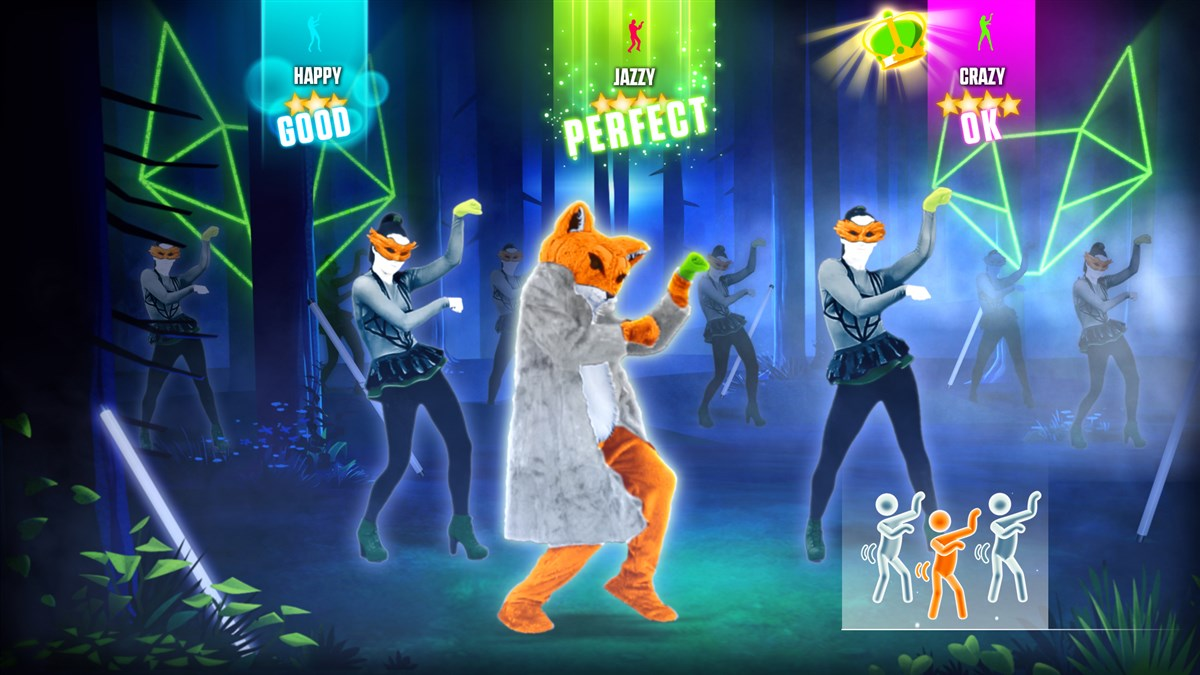 Just Dance 2015 pro Playstation 4