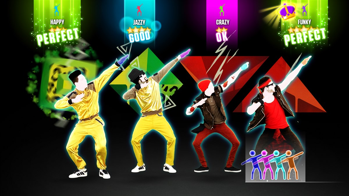Just Dance 2015 pro PS4