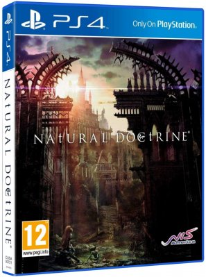 NAtURAL DOCtRINE - PS4