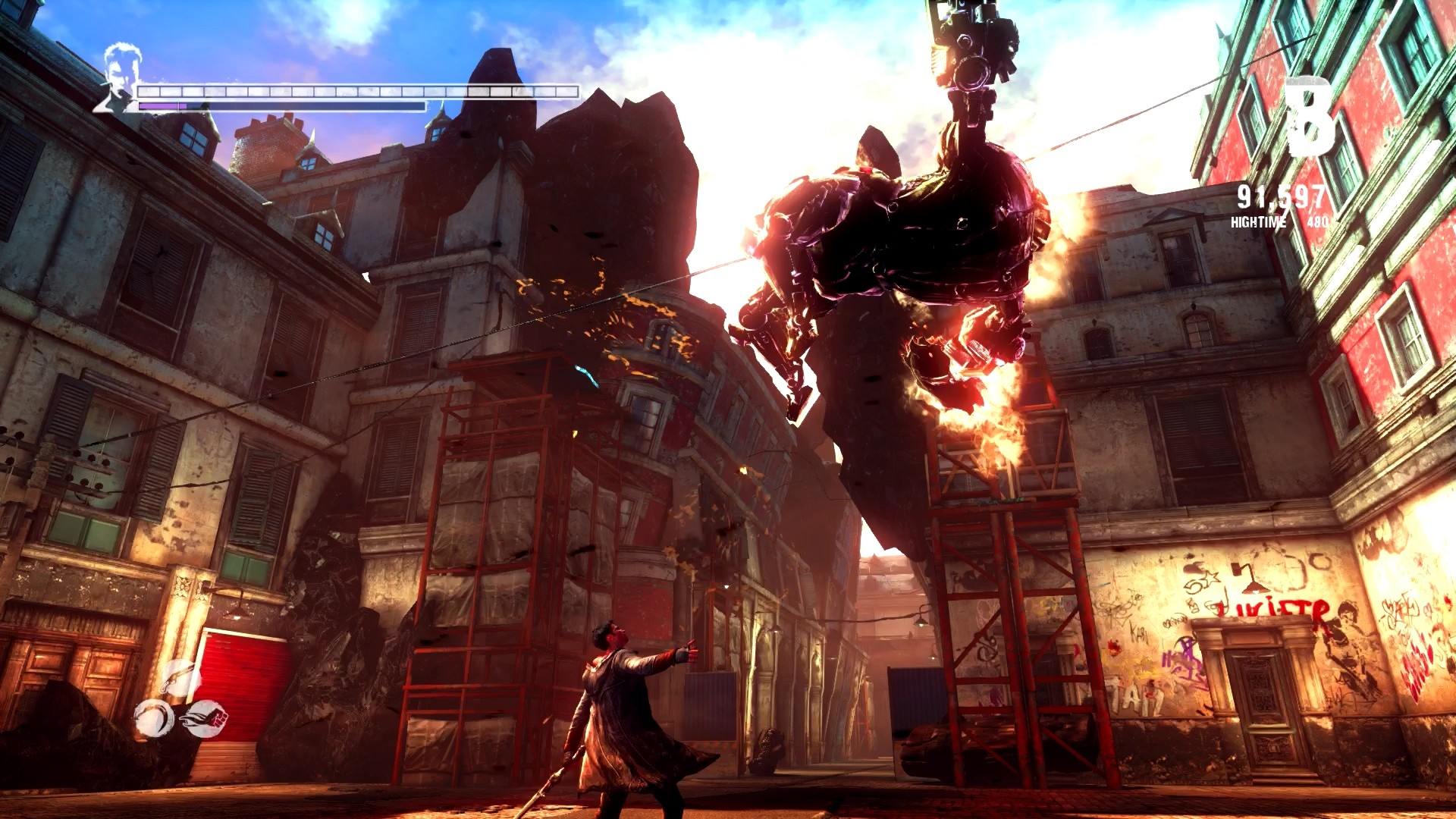 DmC: Definitive Edition pro Playstation 4