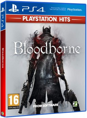 Bloodborne (Playstation Hits) - PS4