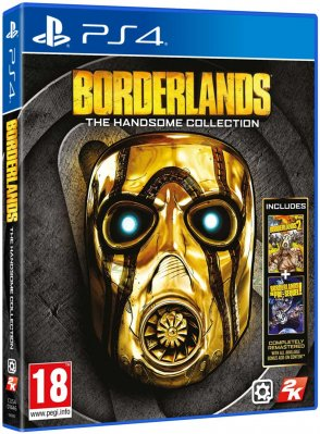 Borderlands the Handsome Collection - PS4