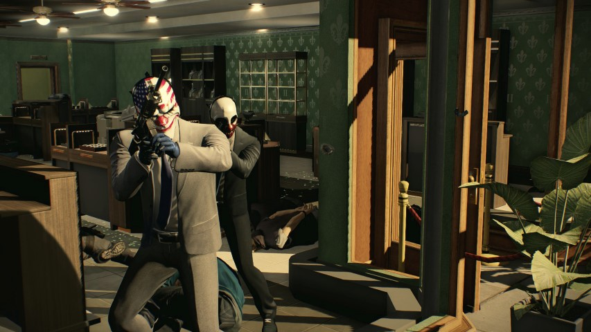 SONY PlayStation 4 - Payday 2: Crimewave Edition