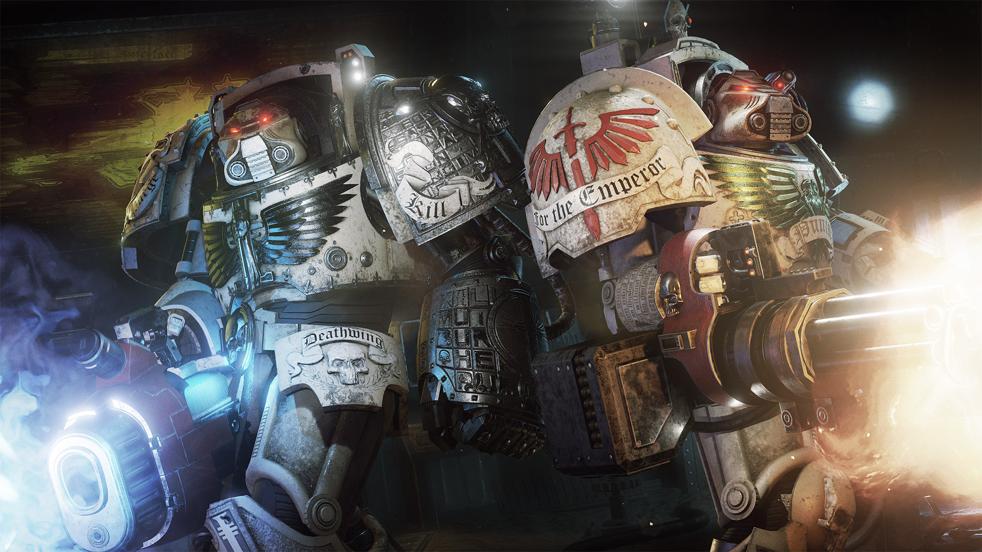 SONY PlayStation 4 - Space Hulk: DeathWing