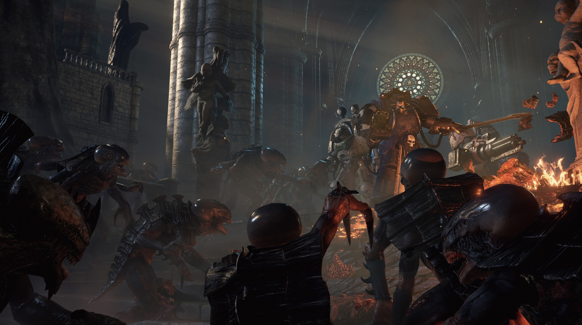 Space Hulk: DeathWing pro PS4