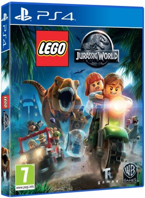 LEGO Jurassic World Game - PS4