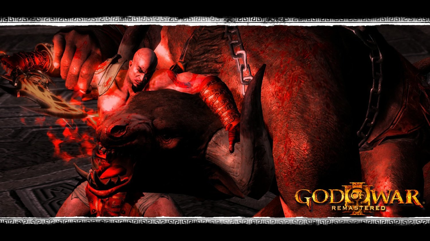 God of War III Remastered pro PS4