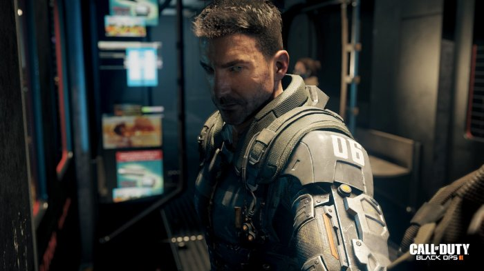 detail Call of Duty: Black Ops 3 - PS4