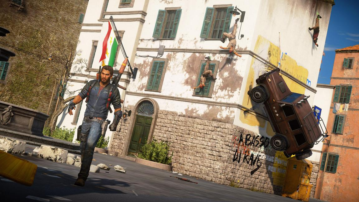 SONY PlayStation 4 - Just Cause 3